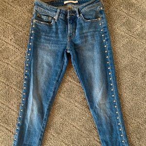Levi's Studded Jeans